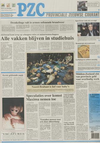 Provinciale Zeeuwse Courant 2000-01-14