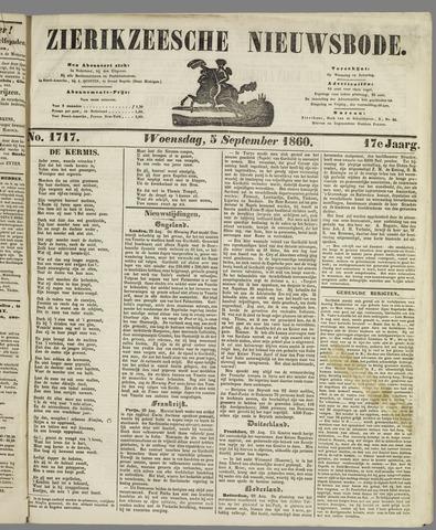 Zierikzeesche Nieuwsbode 1860-09-05
