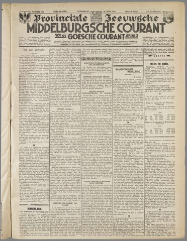 Middelburgsche Courant 1934-06-28