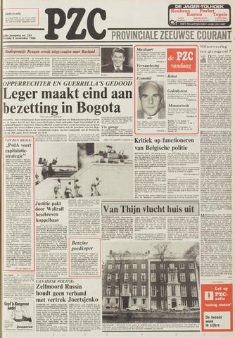 Provinciale Zeeuwse Courant 1985-11-08