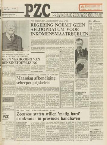 Provinciale Zeeuwse Courant 1974-01-19