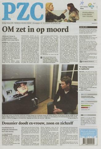 Provinciale Zeeuwse Courant 2008-02-05