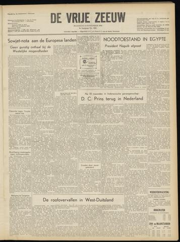 de Vrije Zeeuw 1954-11-15