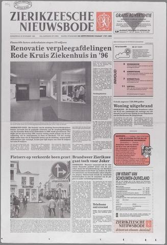 Zierikzeesche Nieuwsbode 1995-11-30