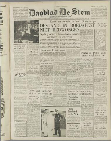 de Stem 1956-10-26