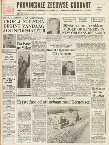 Provinciale Zeeuwse Courant 1967-02-20