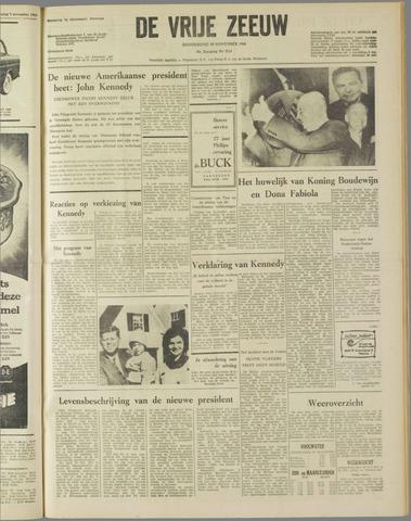de Vrije Zeeuw 1960-11-10