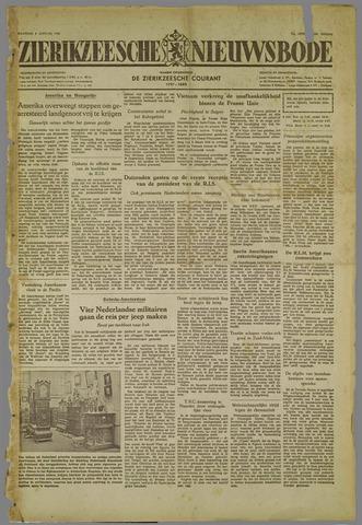 Zierikzeesche Nieuwsbode 1950