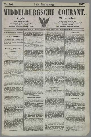 Middelburgsche Courant 1877-12-21