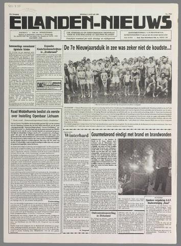 Eilanden-nieuws. Christelijk streekblad op gereformeerde grondslag 1989-01-03