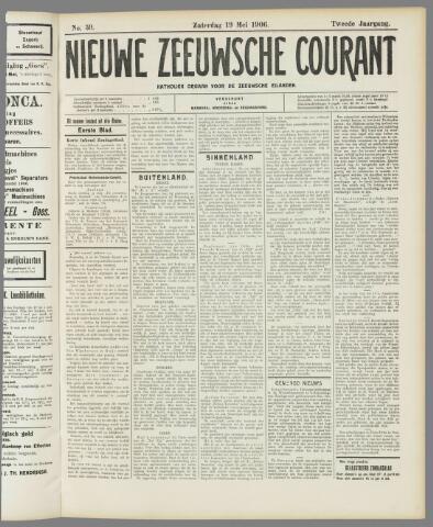 Nieuwe Zeeuwsche Courant 1906-05-19