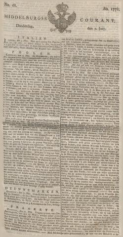 Middelburgsche Courant 1771-06-06