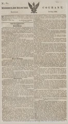 Middelburgsche Courant 1834-07-10