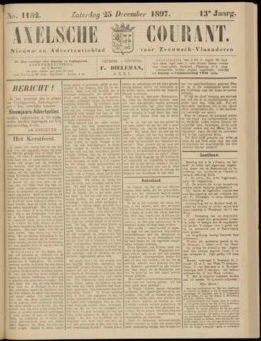 Axelsche Courant 1897-12-25