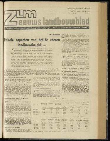 Zeeuwsch landbouwblad ... ZLM land- en tuinbouwblad 1962-10-05