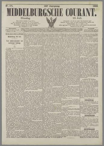 Middelburgsche Courant 1895-07-23