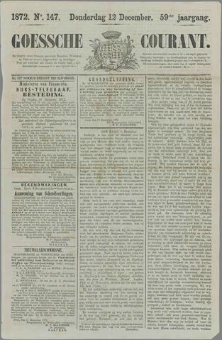 Goessche Courant 1872-12-12