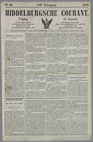 Middelburgsche Courant 1879-01-24