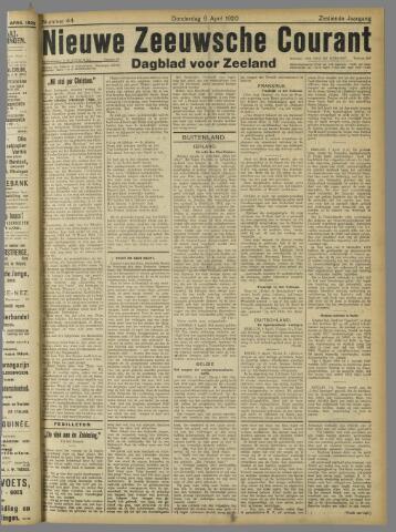 Nieuwe Zeeuwsche Courant 1920-04-08