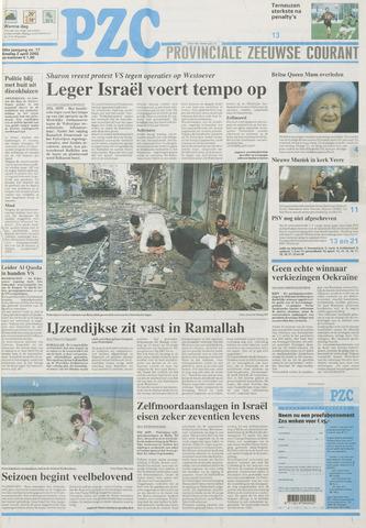 Provinciale Zeeuwse Courant 2002-04-02