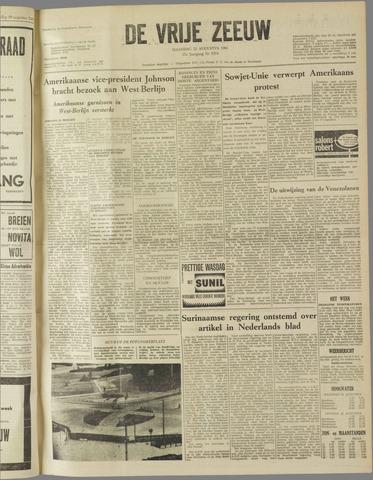 de Vrije Zeeuw 1961-08-21