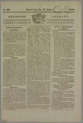 Goessche Courant 1842-03-10