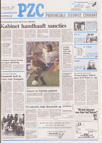 Provinciale Zeeuwse Courant 1990-06-16