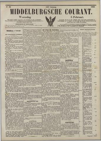 Middelburgsche Courant 1902-02-05