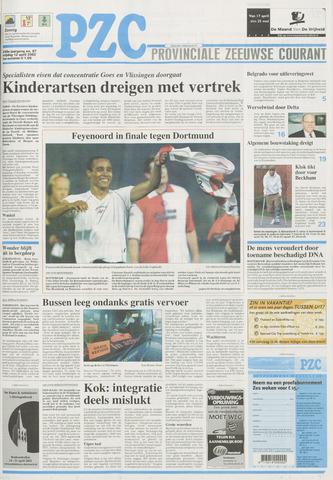 Provinciale Zeeuwse Courant 2002-04-12