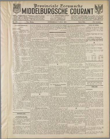 Middelburgsche Courant 1932-07-07
