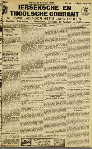 Ierseksche en Thoolsche Courant 1929-02-15