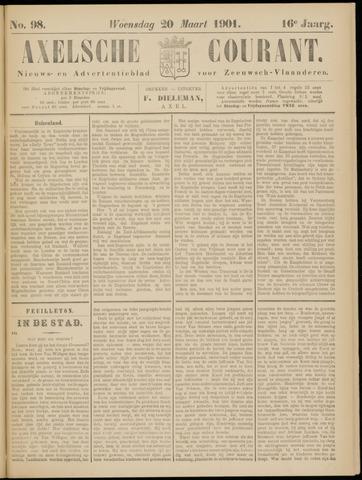 Axelsche Courant 1901-03-20