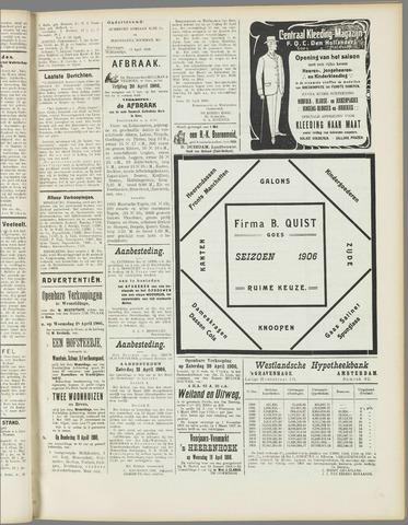 Nieuwe Zeeuwsche Courant 1906-04-14