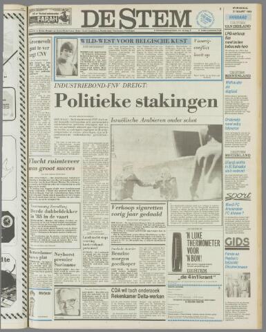 de Stem 1982-03-31