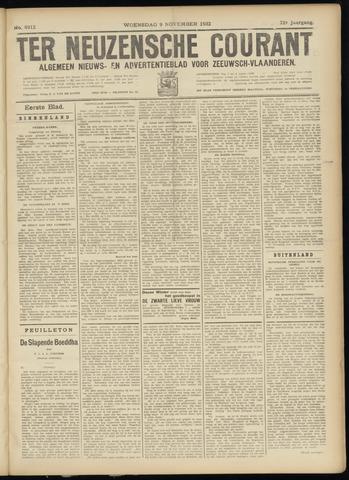 Ter Neuzensche Courant. Algemeen Nieuws- en Advertentieblad voor Zeeuwsch-Vlaanderen / Neuzensche Courant ... (idem) / (Algemeen) nieuws en advertentieblad voor Zeeuwsch-Vlaanderen 1932-11-09