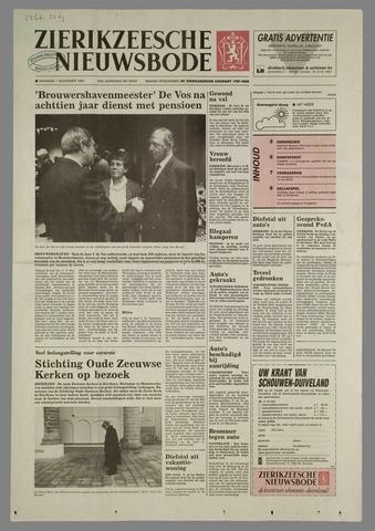 Zierikzeesche Nieuwsbode 1993-11-01