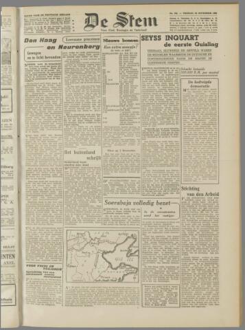 de Stem 1945-11-30