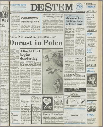 de Stem 1982-08-14
