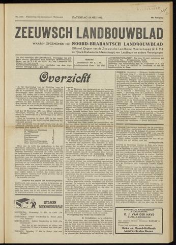 Zeeuwsch landbouwblad ... ZLM land- en tuinbouwblad 1952-05-10
