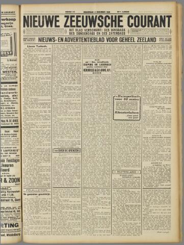 Nieuwe Zeeuwsche Courant 1930-12-04