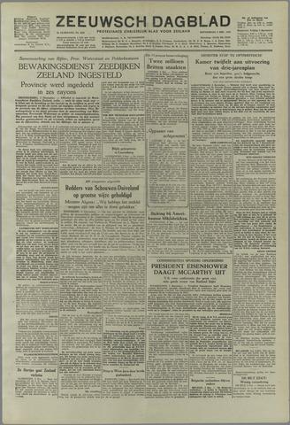Zeeuwsch Dagblad 1953-12-03