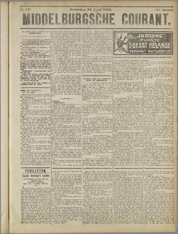 Middelburgsche Courant 1922-06-24