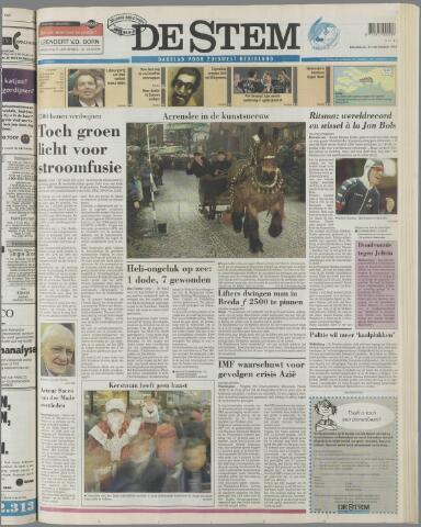 de Stem 1997-12-22