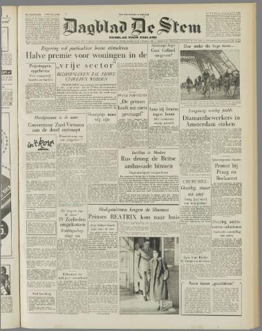 de Stem 1955-03-15
