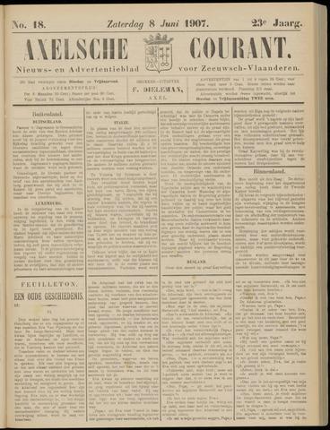 Axelsche Courant 1907-06-08