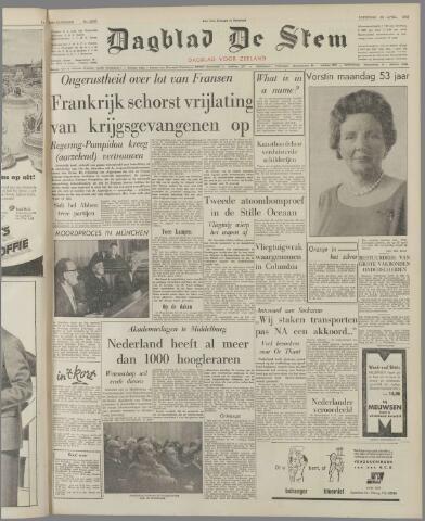 de Stem 1962-04-28