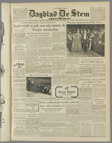 de Stem 1954-11-06