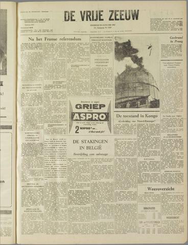 de Vrije Zeeuw 1961-01-10