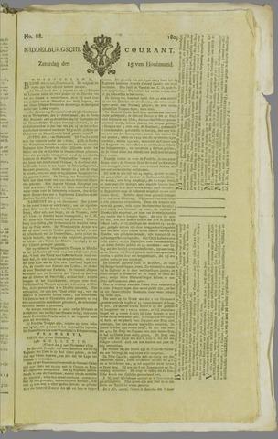 Middelburgsche Courant 1809-07-15