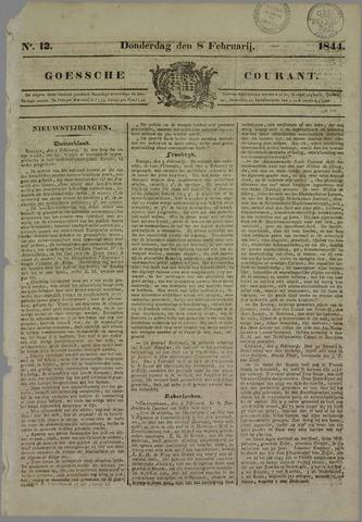 Goessche Courant 1844-02-08